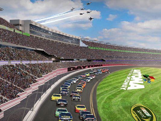 Photo- Daytona International Speedway