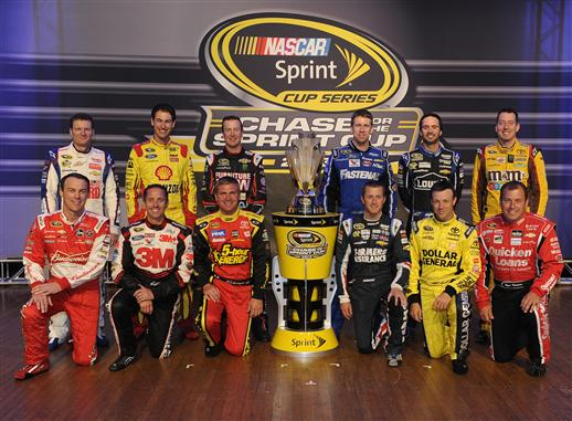 Photo- Getty Images (Jeff Gordon was added to the Chase field following this picture)