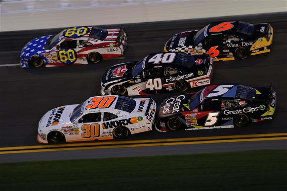 2013 Subway Firecracker 250 at Daytona (Photo- Getty Images)