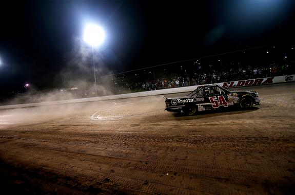 <> at Eldora Speedway on July 23, 2014 in Rossburg, Ohio.