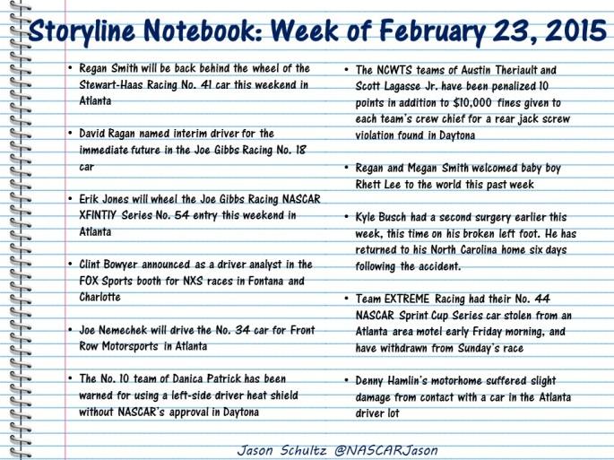 Storyline Notebooks