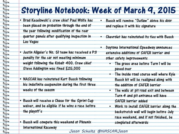Storyline NotebooksPHX